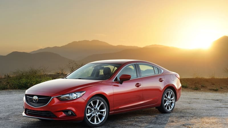 2014 Mazda6: July/August 2013
