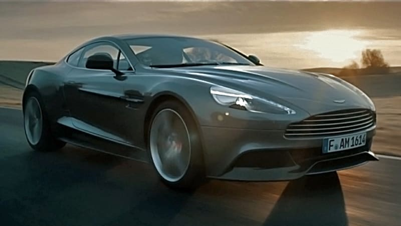Aston Martin waxes poetic about the good life with The Art of Vanquish