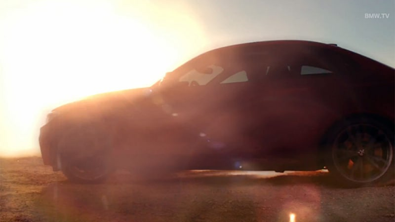 BMW teases 2 Series Coupe ahead of October 25 debut