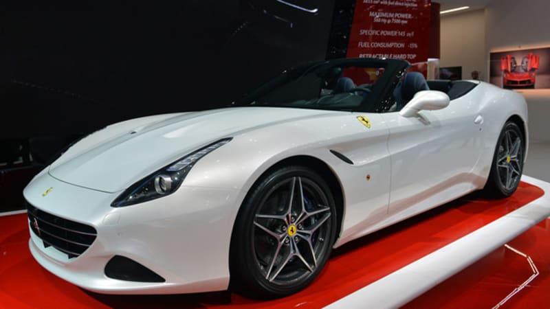 Ferrari California T has a turbo V8 lurking under new nose [w/video]