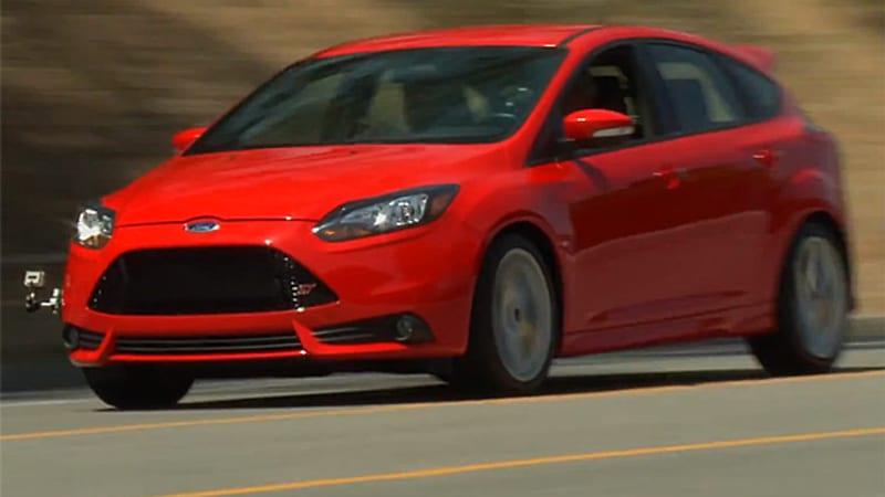 Ford Focus ST checks into Jay Leno's Garage