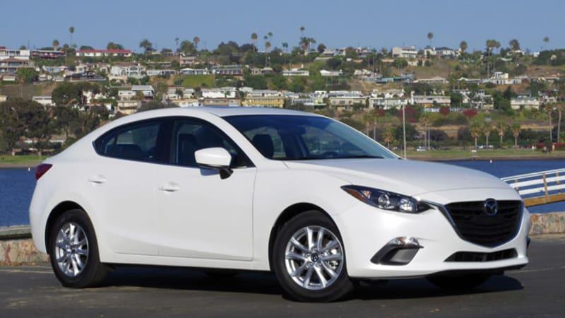 2014 Mazda3 Sedan [w/video]