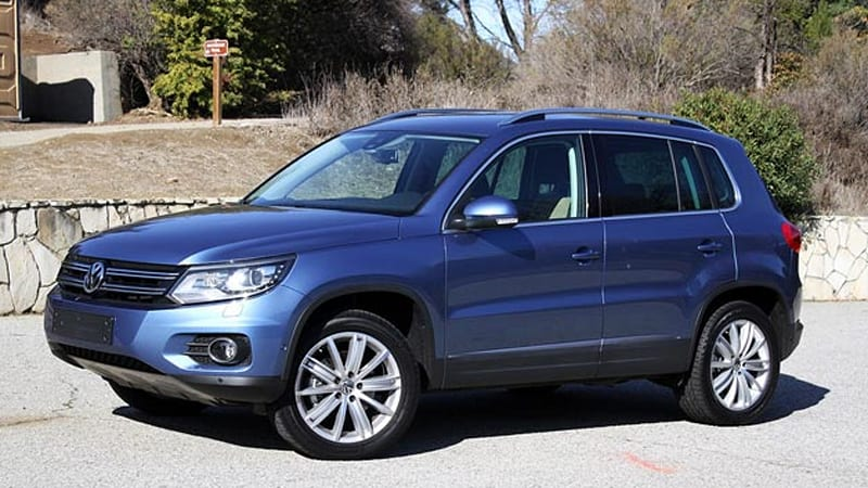 2014 volkswagen tiguan bluemotion tdi autoblog. Black Bedroom Furniture Sets. Home Design Ideas