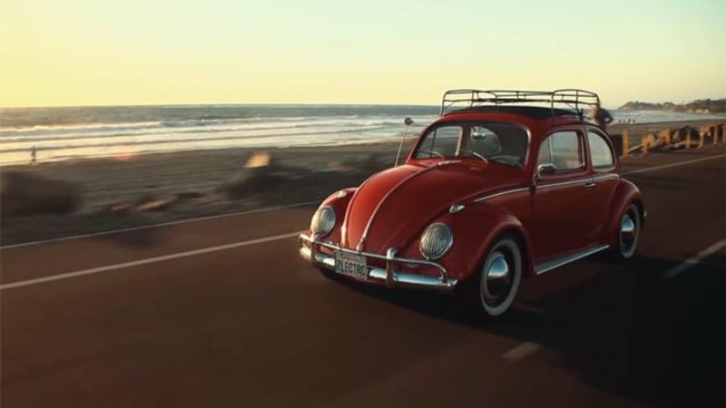 zelectricbug the amazing 63 vw bug converted to ev power   autoblog
