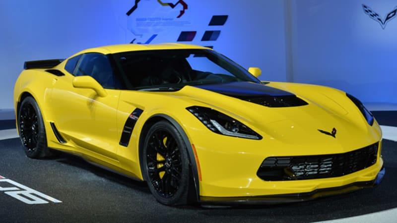 Corvette Zr1 2015 Black
