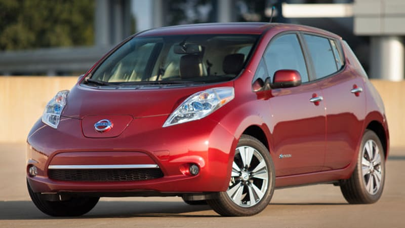 Nissan: We lose money on each Leaf replacement battery