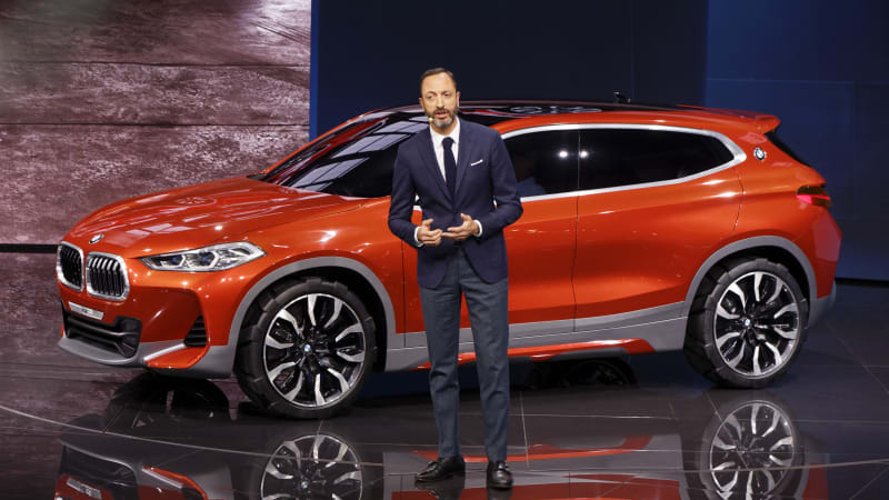 BMW head of design Karim Habib rumored to leave company