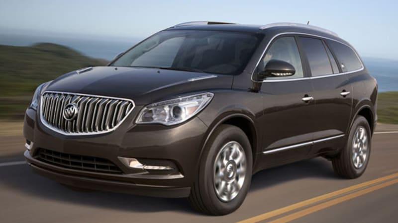 GM recalls 51k Enclave, Traverse, Acadia crossovers over fuel gauge inaccuracy