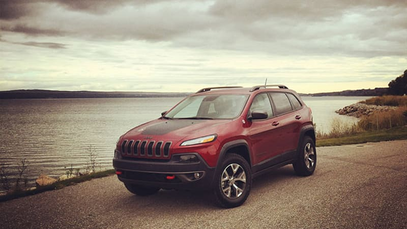 2014 Jeep Cherokee: Fall colors tour [w/video]