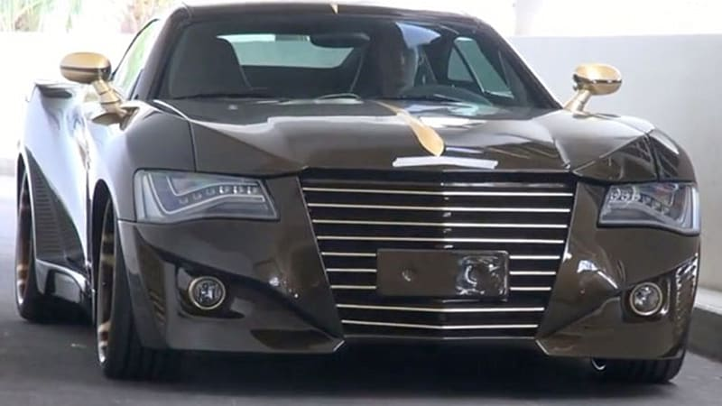 fb tuning debuts 400 hp carbon bodied chrysler crossfire. Black Bedroom Furniture Sets. Home Design Ideas