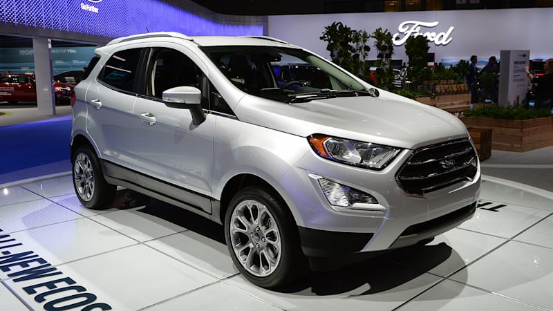 Ford Ecosport Ford Reviews And Rankings