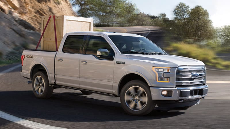 2016 Ford F-150 gets sporty new sport mode for added sportiness