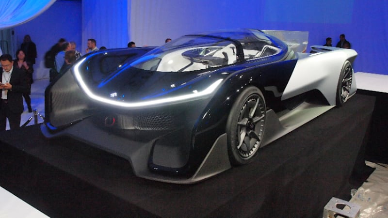 Is Faraday Future dragging on $46 million worth of construction payments?
