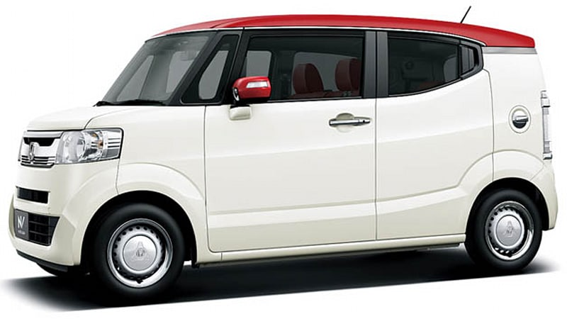 Honda rolls out new N-Box Slash kei car in Japan