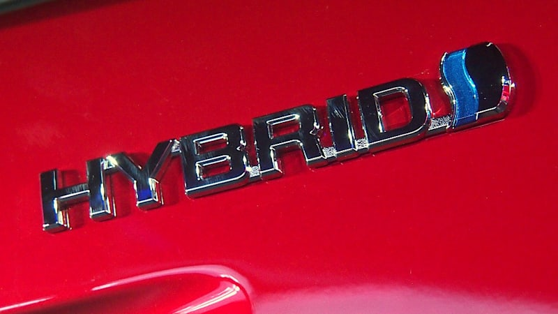 Most hybrid vehicles don't make financial sense for buyers