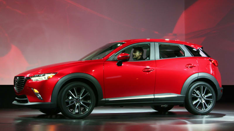 2016 mazda cx 3 is a 2 cute ute autoblog. Black Bedroom Furniture Sets. Home Design Ideas