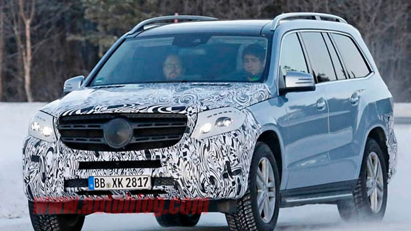 Mercedes GLS updates Silver Star seven-seater