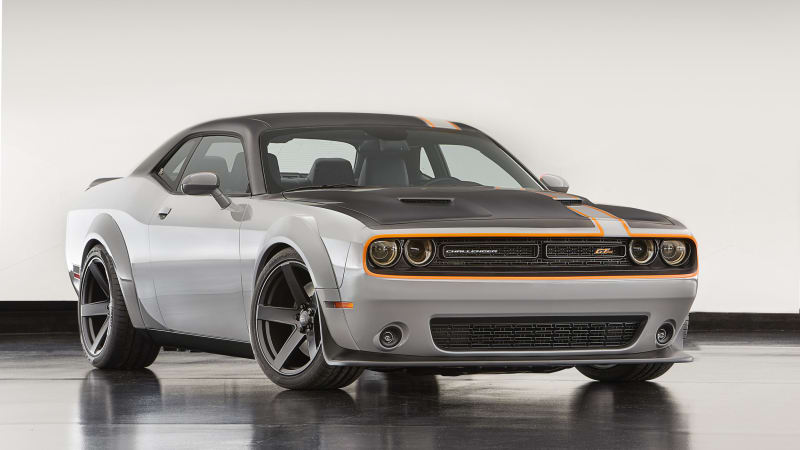 All-wheel-drive Dodge Challenger GT confirmed by EPA website
