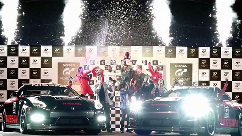 Watch Nissan prank unsuspecting test drivers with GT Academy