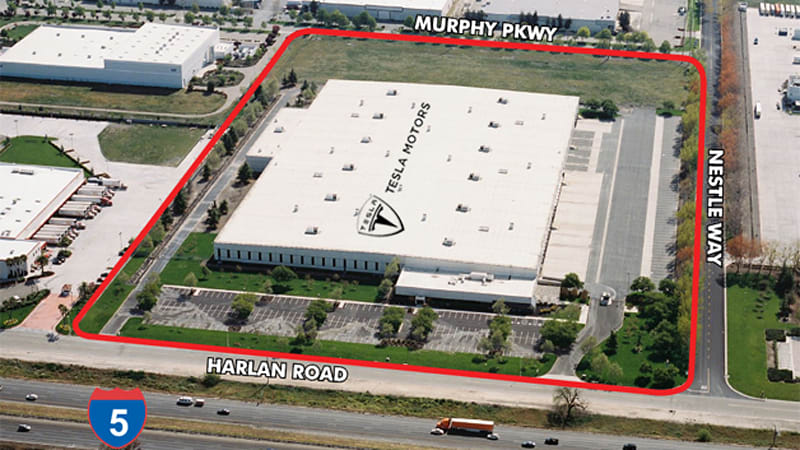 Is Tesla Building A New Skunkworks Facility In Lathrop