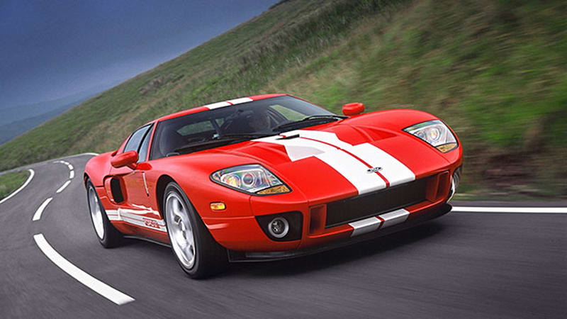 Ford GT successor to debut in Detroit and go racing