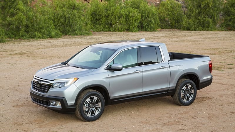 The 2017 Honda Ridgeline is a gentleman