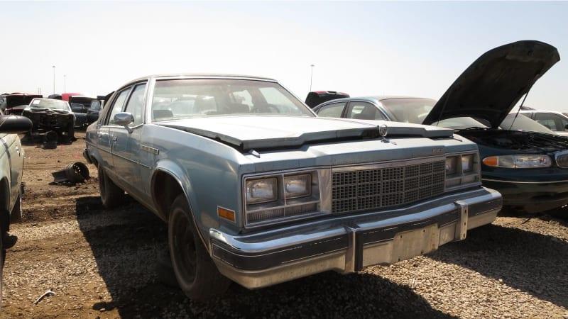 Malaise Era Junkyard Gem 1979 Buick Electra Limited