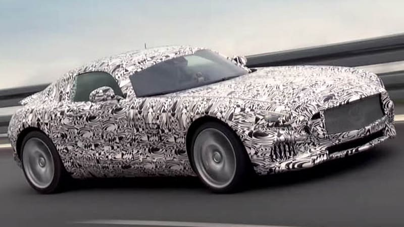 Mercedes-AMG GT to debut on September 9