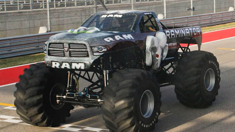 Compare Car Insurance Quotes >> Raminator sets world record for fastest monster truck [w/video] - Autoblog