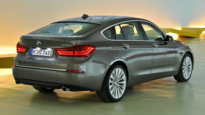 BMW 5 Series Gran Turismo won't be a one-and-done model