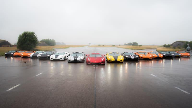 Koenigsegg wants to shorten 2.5 year waitlist for supercar