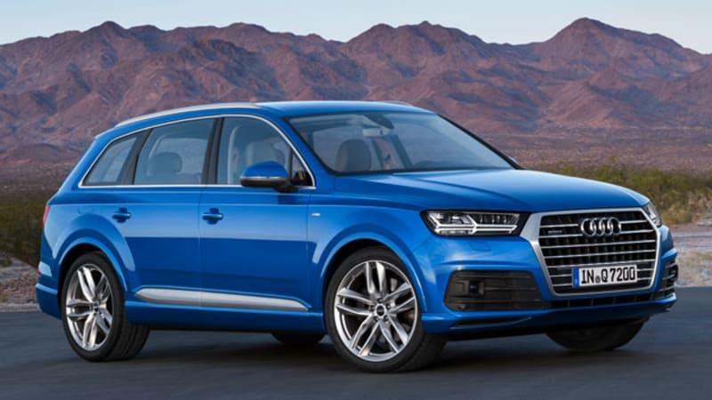 Next-gen Audi Q7 shows of its wares ahead of Detroit