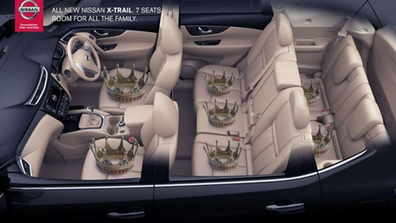 How did Nissan tweet a response to the Royal Baby announcement so quickly?