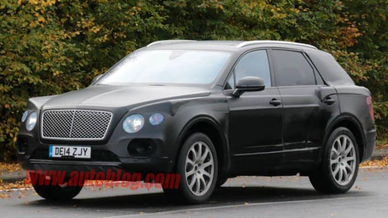 Bentley to call its upcoming crossover Bentayga?