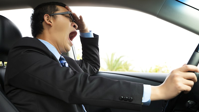 AAA study finds sleepiness as dangerous as texting while driving