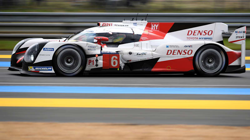 24 Hours of Le Mans live update part one