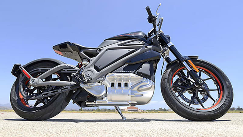 Harley-Davidson Livewire electric bike would cost $50k if made today
