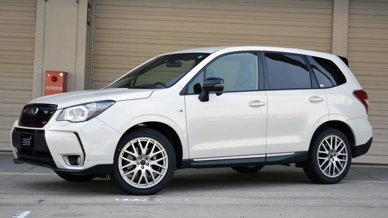 2015 Subaru Forester tS Quick Spin - Autoblog