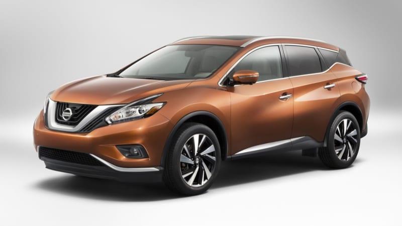 Nissan Murano hybrid greens up Shanghai