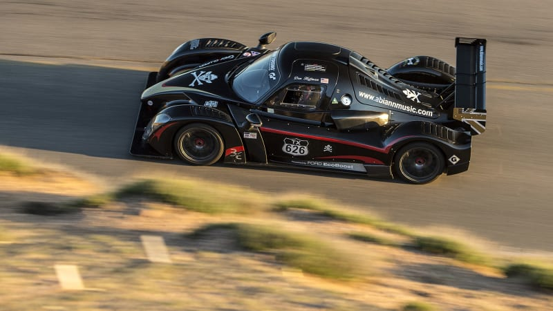 More incredible images from Pikes Peak Hill Climb
