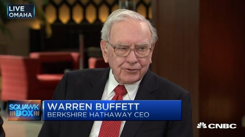Warren Buffet Self Driving Cars