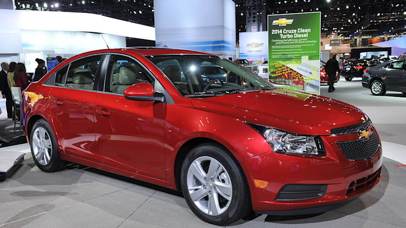 lawsuit alleges chevy cruze diesels use vw tdi like cheat. Black Bedroom Furniture Sets. Home Design Ideas
