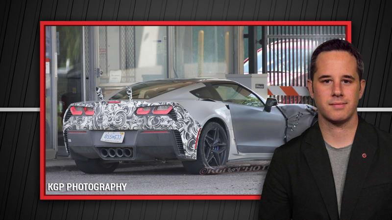 nuTonomy beats Uber to market with self-driving taxi rides, and the latest Corvette ZR1spy shots | Autoblog Minute