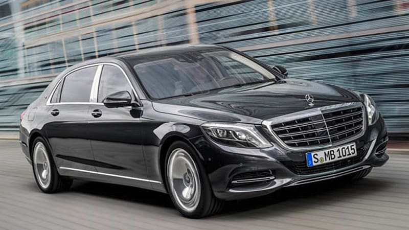 Maybach pullman s550 4matic coming next autoblog for Mercedes benz s550 maybach