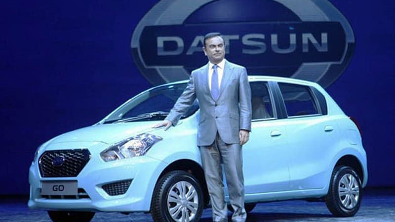 Datsun's lackluster initial sales fall below Tata Nano