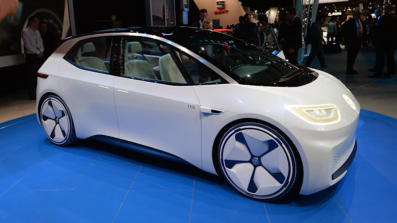 What the Volkswagen I.D. concept tells us about the post-TDI future