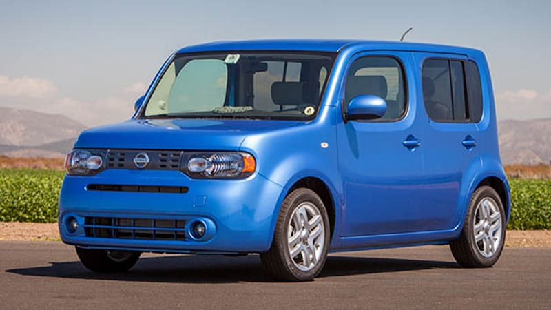 Nissan Cube Dead For 2015 Autoblog
