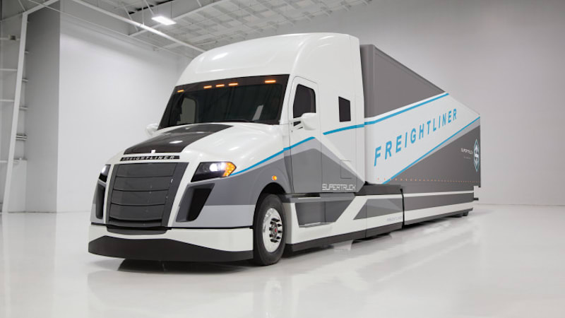 Tesla poaches execs from Daimler for electric truck project