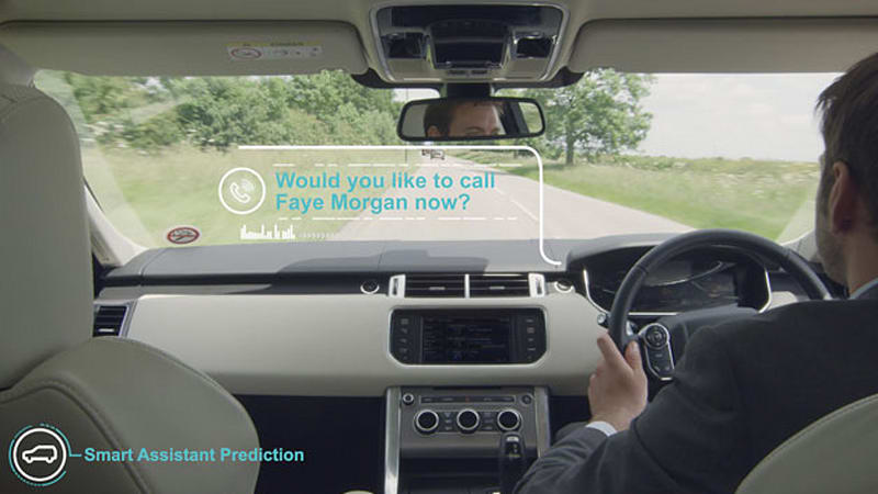 Land Rover knows where you're going and how you want to get there