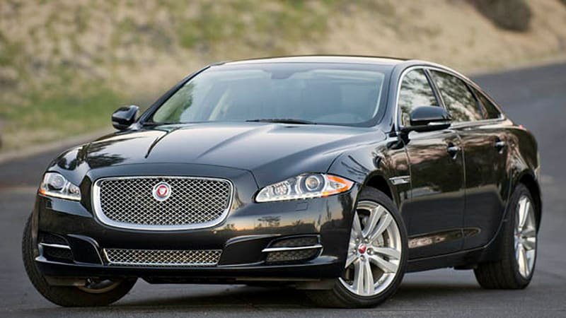 Jaguar recalls 1,500 XJ sedans over brake issues